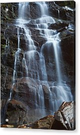 Steall Falls Acrylic Print