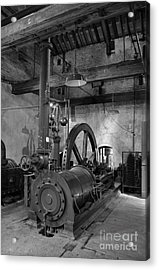 Steam Engine At Locke's Distillery Acrylic Print