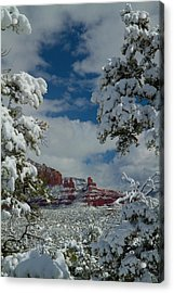 Steamboat Beckons Acrylic Print by Tom Kelly
