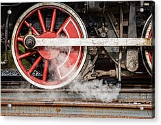 Steel And Steam 2 Acrylic Print
