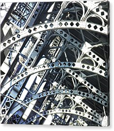 Steel Arches Acrylic Print