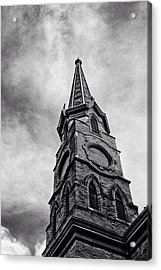 Steepled  Acrylic Print