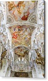 Steingaden Abbey Acrylic Print