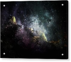 Acrylic Print featuring the photograph Stellar 2 by Cynthia Lassiter