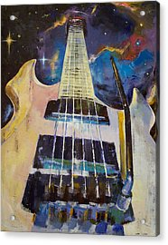 Stellar Rift Acrylic Print by Michael Creese