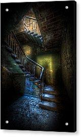 Step Into The Light Acrylic Print