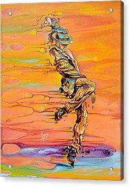 Step Up Acrylic Print
