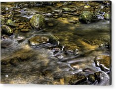 Stepping Stones Acrylic Print