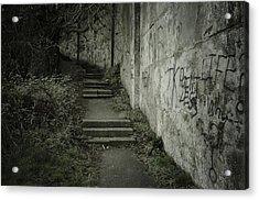 Steps Acrylic Print