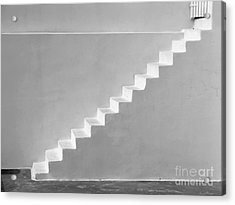 Acrylic Print featuring the photograph Steps To Heaven by Ana Maria Edulescu