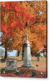 Sterling Ma Burial Ground Acrylic Print