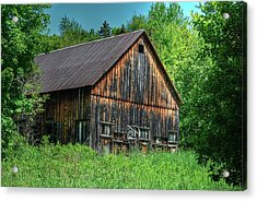 Sterling Valley Barn Acrylic Print by John Nielsen