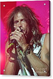 Steven Tyler Picture Acrylic Print