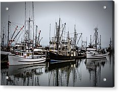 Steveston Harbour Acrylic Print