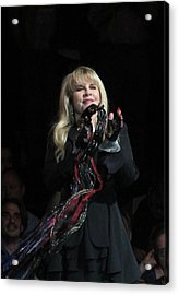 Stevie Nicks 2013 Acrylic Print