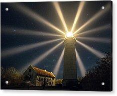 Stevns Lighthouse Acrylic Print