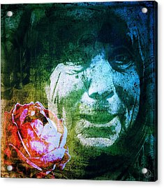 Still I Remember... Acrylic Print by Gun Legler