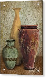 Still Life-g Acrylic Print by Jean Plout