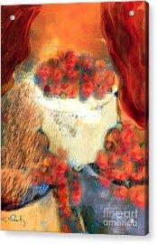 Still Life Acrylic Print by Gabrielle Schertz