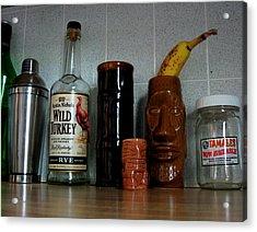 Still Life In My Kitchen Acrylic Print