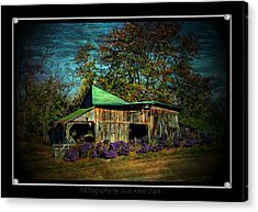Still Picturesque Acrylic Print by Julie Dant