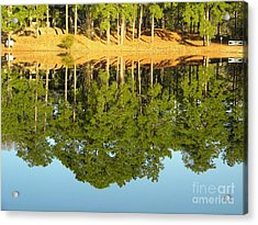 Still Reflections Acrylic Print