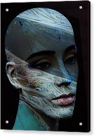 Still Stalled  Acrylic Print by Jerry Cordeiro