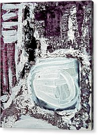 Still Standing Acrylic Print by Alexandra Jordankova