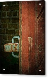 Still Waiting At Your Gate Acrylic Print by Odd Jeppesen