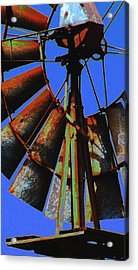 Acrylic Print featuring the photograph Still Winds by Diane Miller