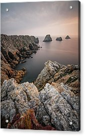 Stillness At The End Of The World Acrylic Print