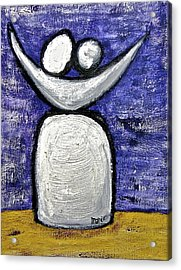 Stills 10-002 Acrylic Print by Mario Perron