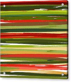 Stimulating Essence Acrylic Print by Lourry Legarde
