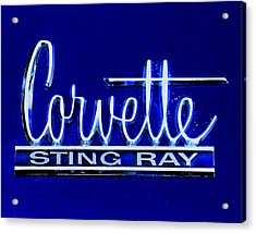 Sting Ray 001 Acrylic Print