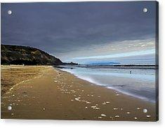Stinson Beach  California  Acrylic Print by Frank Molina