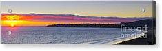 Stinson Beach Sunset Acrylic Print