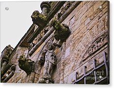 Stirling Castle Detail Acrylic Print by Kate Purdy