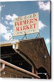 St.louis Market Acrylic Print