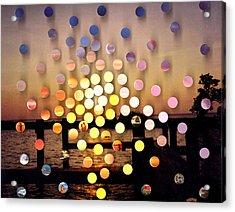 Stmichaels Sunsetsegue1 Acrylic Print by Irmari Nacht
