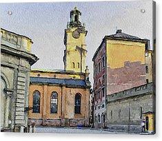 Stockholm 1 Acrylic Print