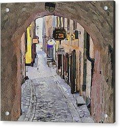 Stockholm 12 Acrylic Print