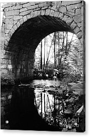 Stone Arch Bridge 2 Acrylic Print