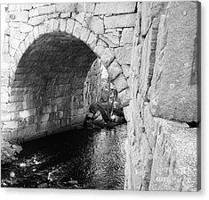 Stone Arch Bridge 3 Acrylic Print