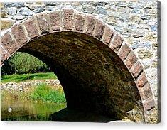 Stone Arch Acrylic Print