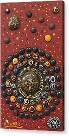 Stone Circle Acrylic Print