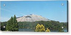 Stone Mountain I Acrylic Print by James Potts
