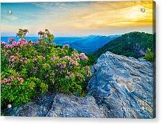stone mountain KY Acrylic Print