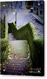 Acrylic Print featuring the photograph Stone Staircase by Craig B
