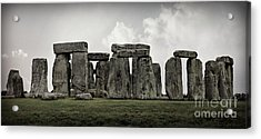 Stonehenge -- Mood 2 Acrylic Print