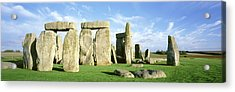 Stonehenge, Wiltshire, England, United Acrylic Print by Panoramic Images